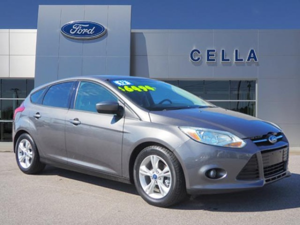 2012 Ford Focus in New Bern, NC