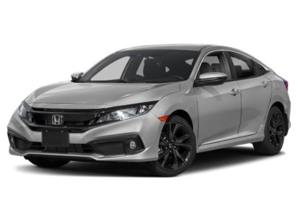 2019 Honda Civic in Chicago, IL