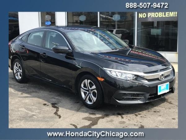 2017 Honda Civic In Chicago Il