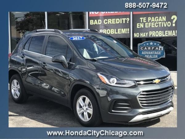 2017 Chevrolet Trax in Chicago, IL
