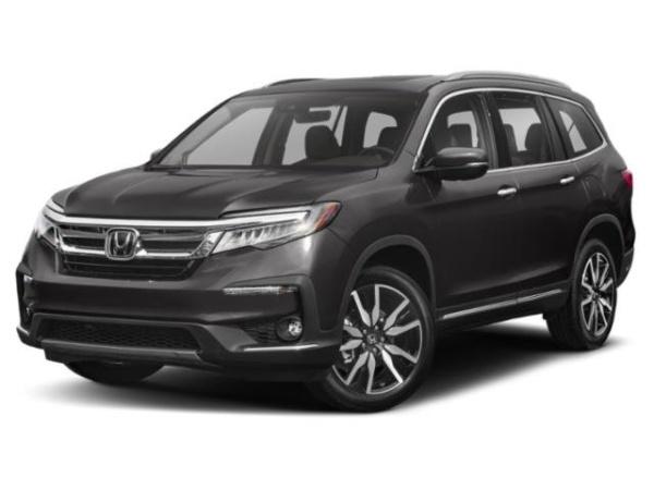 2019 Honda Pilot Elite