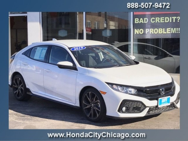 2019 Honda Civic in Chicago, IL