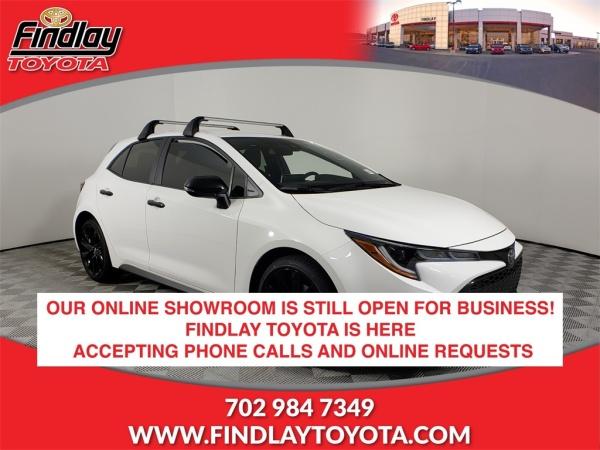 2020 Toyota Corolla Hatchback in Henderson, NV