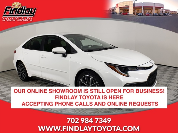 2020 Toyota Corolla in Henderson, NV