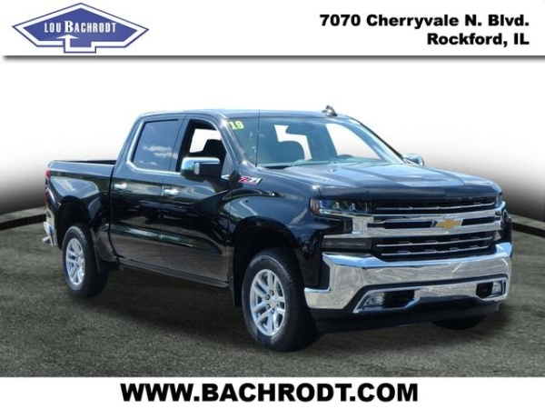 2019 Chevrolet Silverado 1500 in Rockford, IL