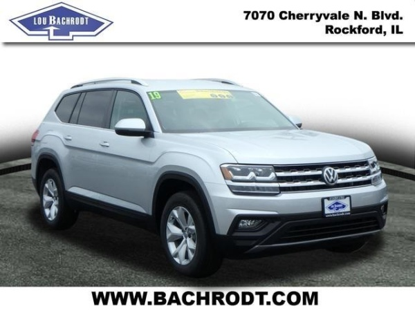 2019 Volkswagen Atlas in Rockford, IL