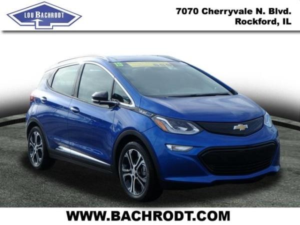 2019 Chevrolet Bolt EV in Rockford, IL