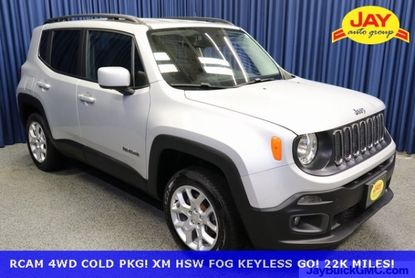 2016 Jeep Renegade in Bedford, OH