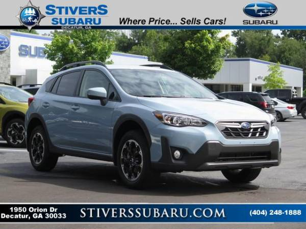 2021 subaru crosstrek 2 0i premium for sale in decatur ga truecar truecar
