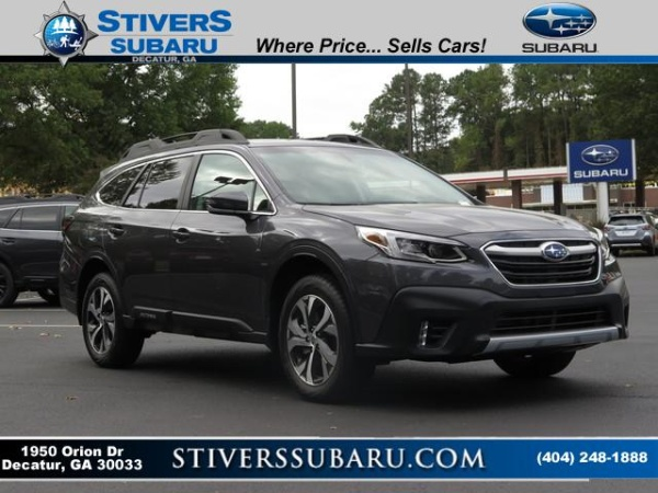 2020 Subaru Outback in Decatur, GA