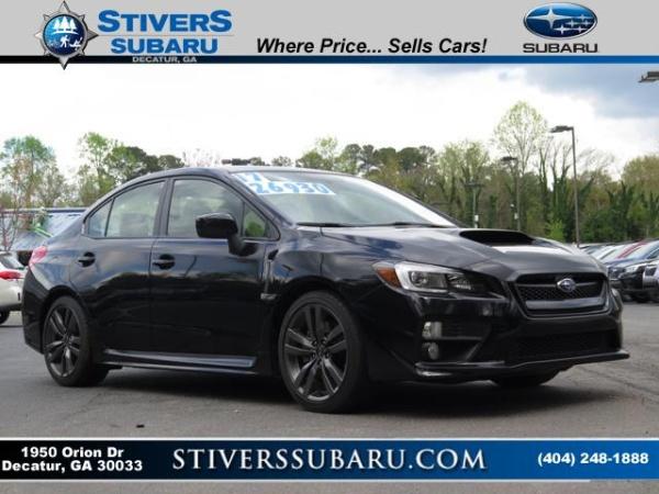 2017 Subaru Wrx In Decatur Ga