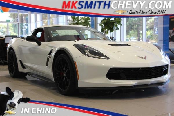 2019 Chevrolet Corvette in Chino, CA