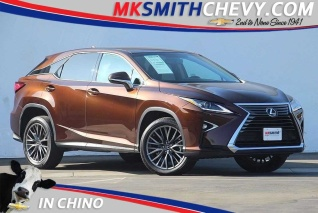 Used 2016 Lexus RX RX 350 FWD For Sale In Chino, CA