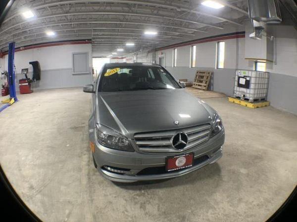 2011 Mercedes-Benz C