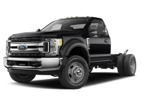 2018 Ford F-550
