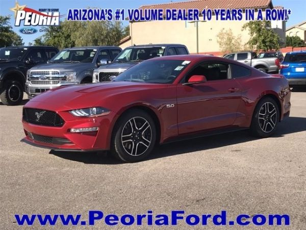 2020 Ford Mustang in Peoria, AZ