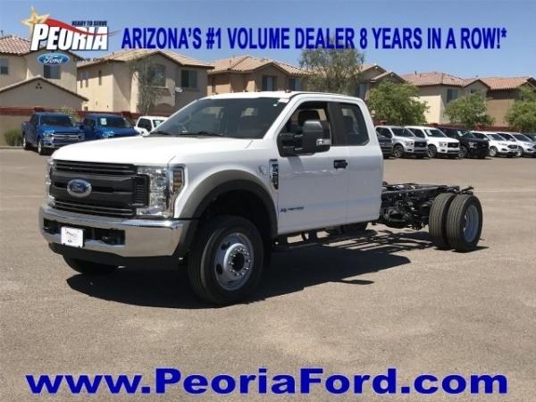 2019 Ford Super Duty F-550 in Peoria, AZ