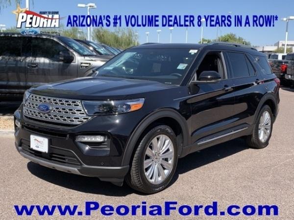 2020 Ford Explorer in Peoria, AZ
