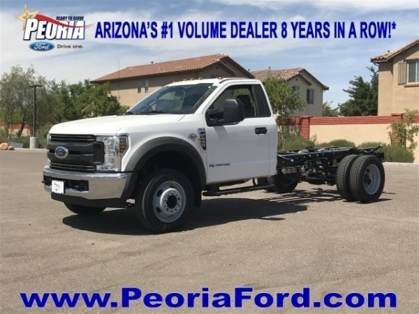2019 Ford Super Duty F-450 Chassis Cab in Peoria, AZ