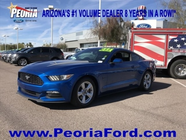 2017 Ford Mustang in Peoria, AZ