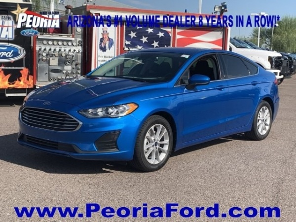 2020 Ford Fusion in Peoria, AZ