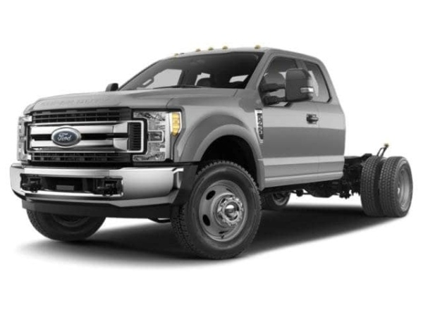 2019 Ford Super Duty F-450 Chassis Cab XL