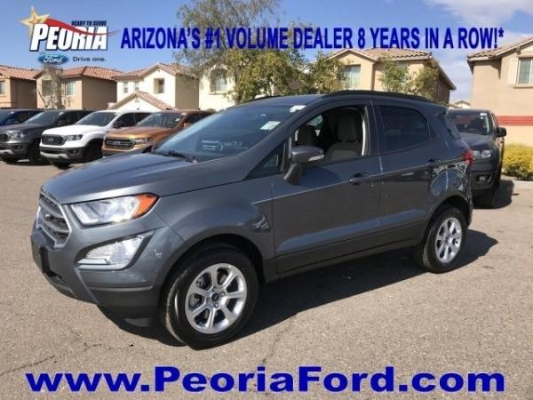 2020 Ford EcoSport in Peoria, AZ