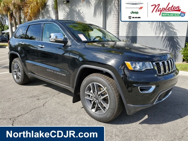 2020 Jeep Grand Cherokee in Lake Park, FL