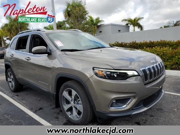 2020 Jeep Cherokee in Lake Park, FL