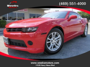 Used Chevrolet Camaros For Sale In Dallas Tx Truecar