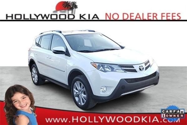 2013 Toyota RAV4 in Hollywood, FL