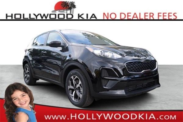 2020 Kia Sportage in Hollywood, FL