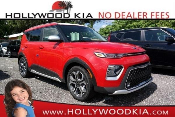 2020 Kia Soul in Hollywood, FL
