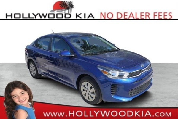 2020 Kia Rio in Hollywood, FL