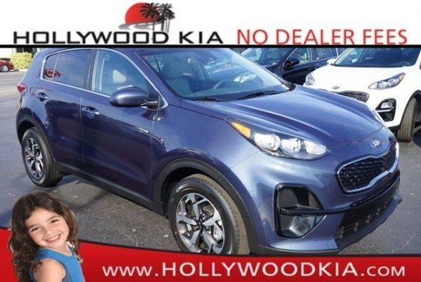 2020 Kia Sportage in Hollywood, FL