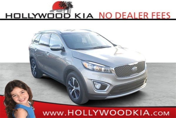 2017 Kia Sorento in Hollywood, FL