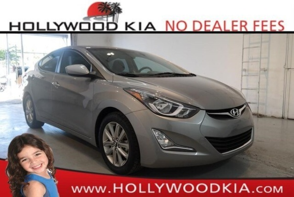 2014 Hyundai Elantra in Hollywood, FL