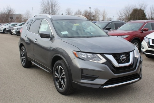 2019 Nissan Rogue in Indianapolis, IN