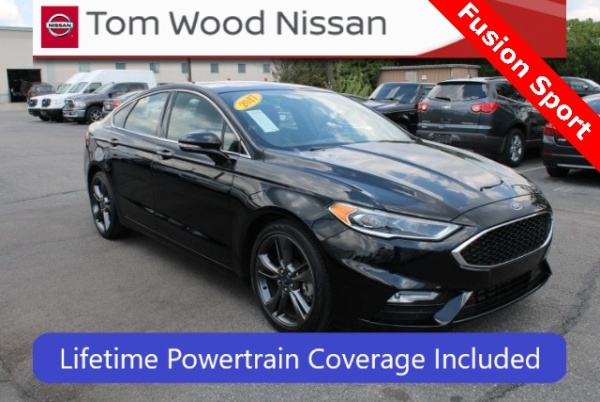 2017 Ford Fusion in Indianapolis, IN