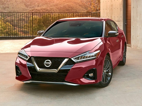 2020 Nissan Maxima in Indianapolis, IN