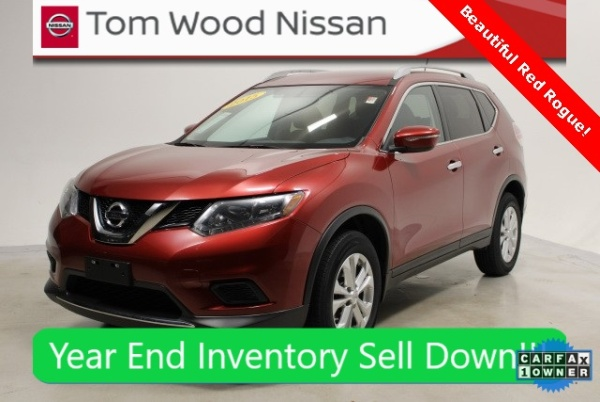 2015 Nissan Rogue in Indianapolis, IN