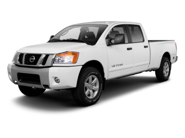 2013 Nissan Titan SL