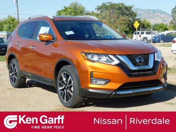 2020 Nissan Rogue in Ogden, UT