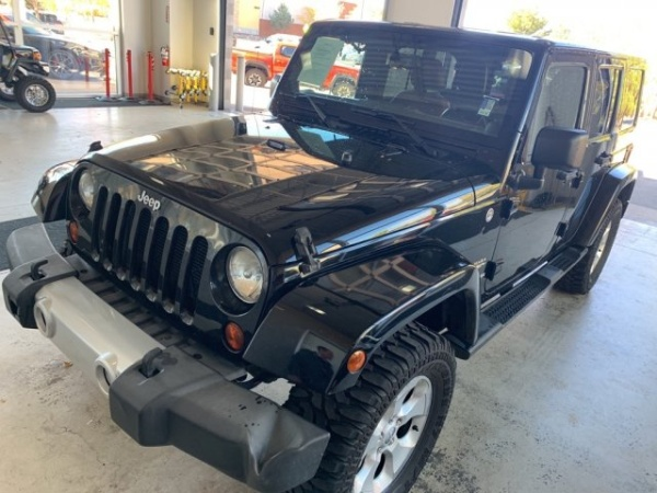 2013 Jeep Wrangler in Flagstaff, AZ