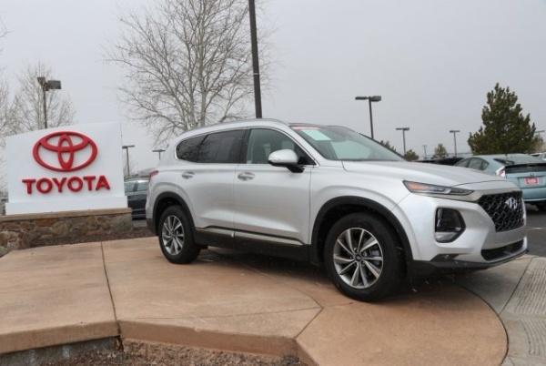 2020 Hyundai Santa Fe in Flagstaff, AZ