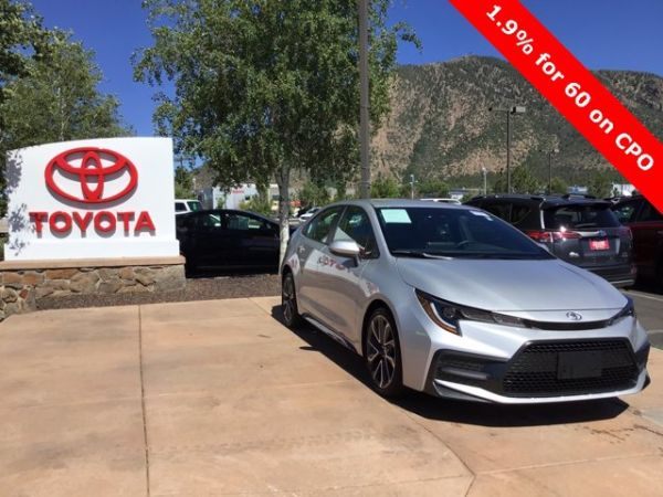 2020 Toyota Corolla in Flagstaff, AZ