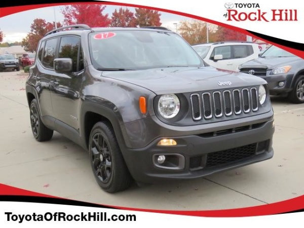 2017 Jeep Renegade in Rock Hill, SC