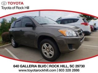 Used 2011 Toyota RAV4 I4 FWD For Sale In Rock Hill, SC