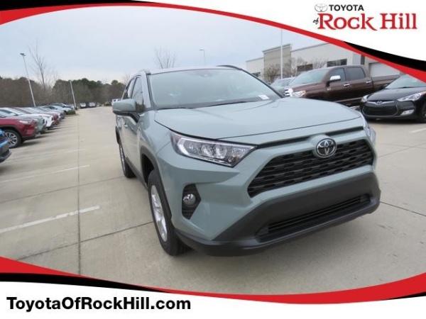 2020 Toyota RAV4 in Rock Hill, SC