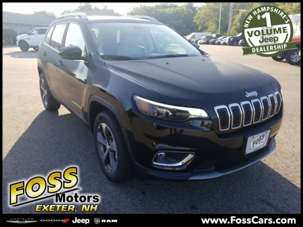 2020 Jeep Cherokee in Exeter, NH